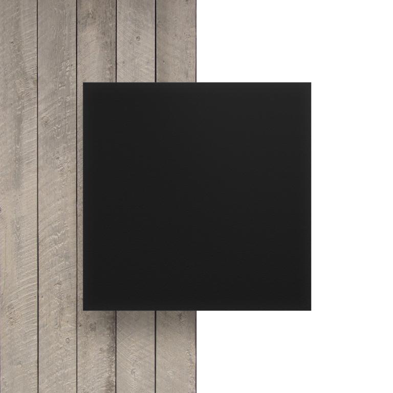 Foamed_PVC_Black_Front