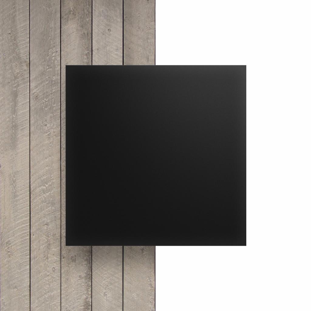 Plexiglass_Satin_Ebony_Front