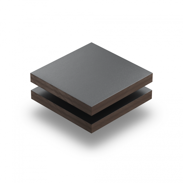 Trespa meteon panel 6 mm anthracite RAL 7016