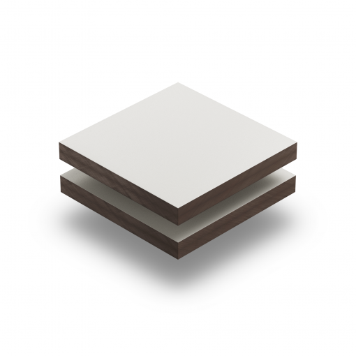 Trespa Meteon panel 6 mm cream RAL 9001