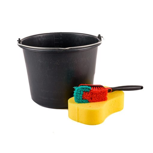 Basic cleaning set