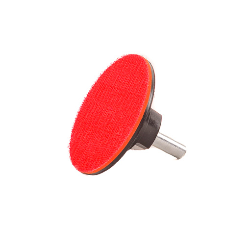 Polishing disc for polishing pad