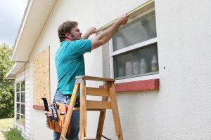 Acrylic secondary glazing