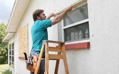 DIY: secondary glazing