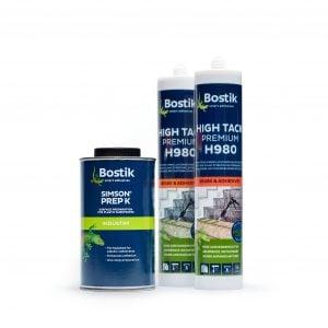 Bostik adhesive set High Tack mit Prep K