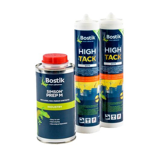 Bostik adhesive set Hightack Prep M