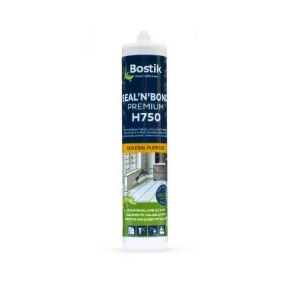 Bostik Seal n bond adhesive premium H750