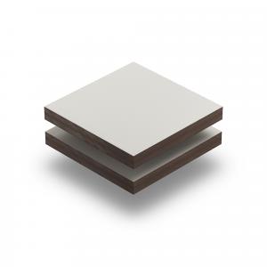 HPL texture sheet 6 mm light ivory RAL 1015