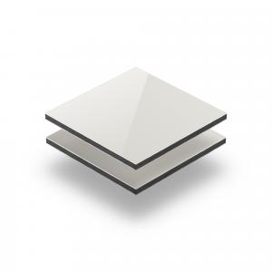 Ivory aluminium composite panel RAL 1015