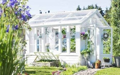DIY: How to build a greenhouse