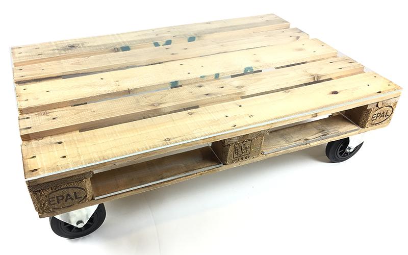 DIY pallet coffee tabel