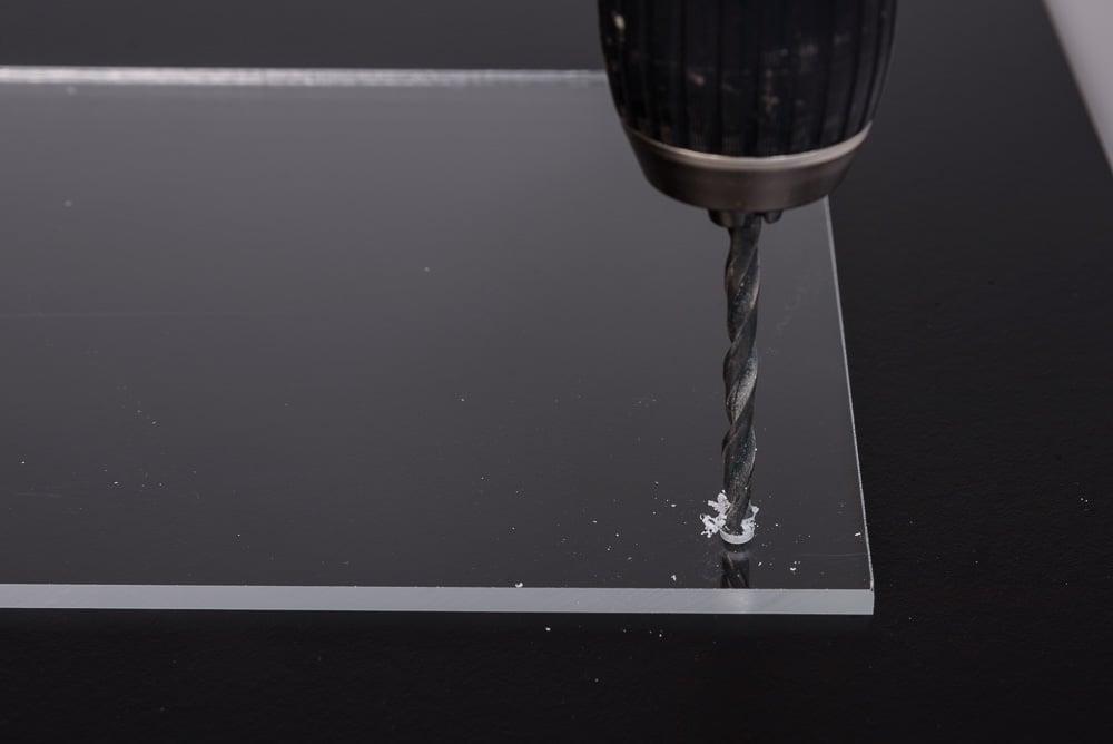 Drilling Acrylic Plasticsheetsshop Co Uk