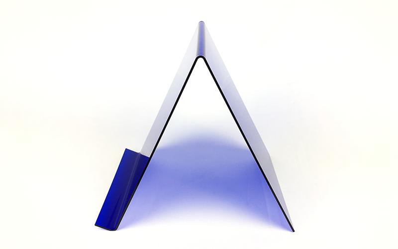 Make acrylic tablet stand