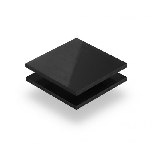 Polythene sheet black