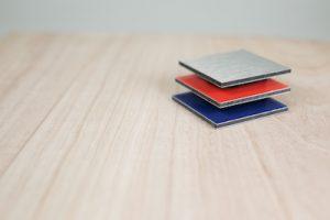 Types of Aluminium Composite Panels