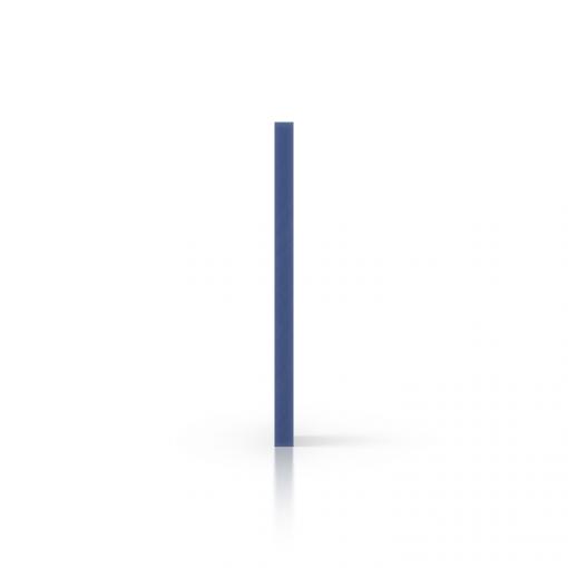 Side foamed PVC blue