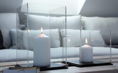 DIY: make an acrylic sheet wind light