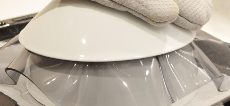Acrylic bowl step 3