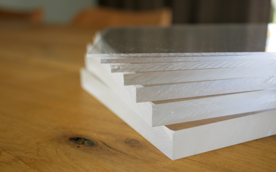How to determine your acrylic sheet thickness?