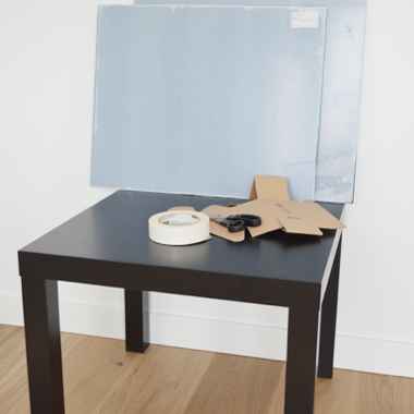 Acrylic table material 1