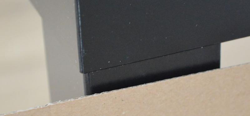 Acrylic table step 2
