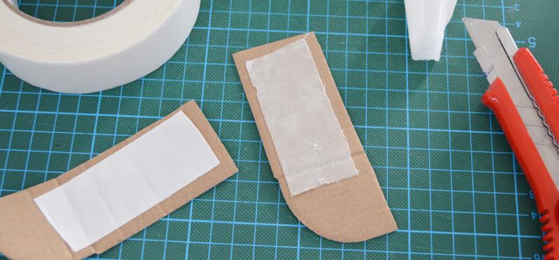 Acrylic table step 3