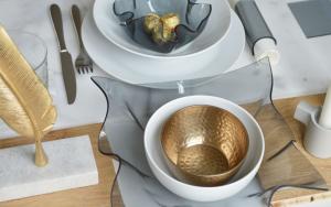 Header blog acrylic bowl