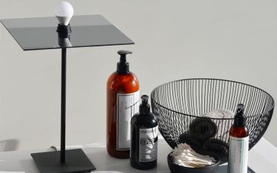 DIY: acrylic lamp