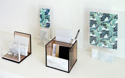 Make your own desk accessories
