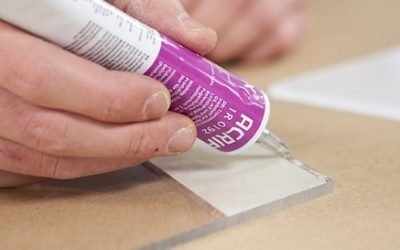 Glueing PERSPEX®: everything you need to know