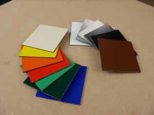 Dibond colours
