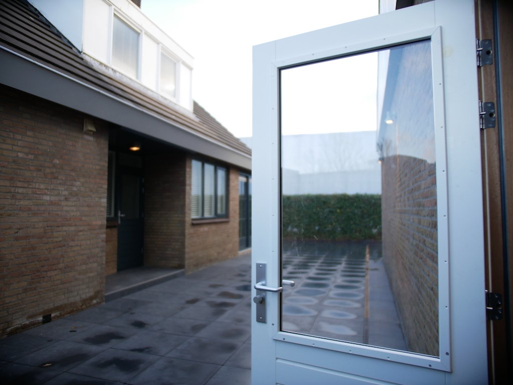 DIY window replacement result