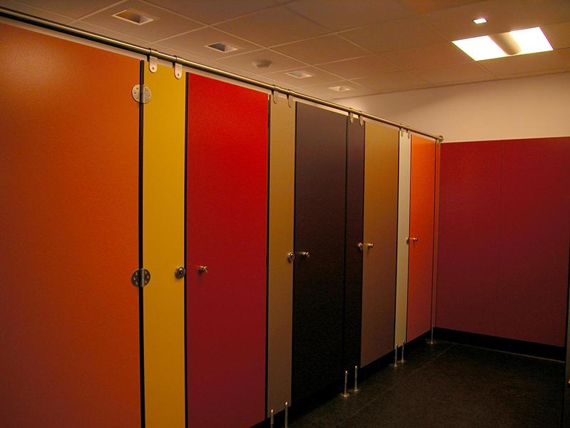 Trespa bathroom wall panels