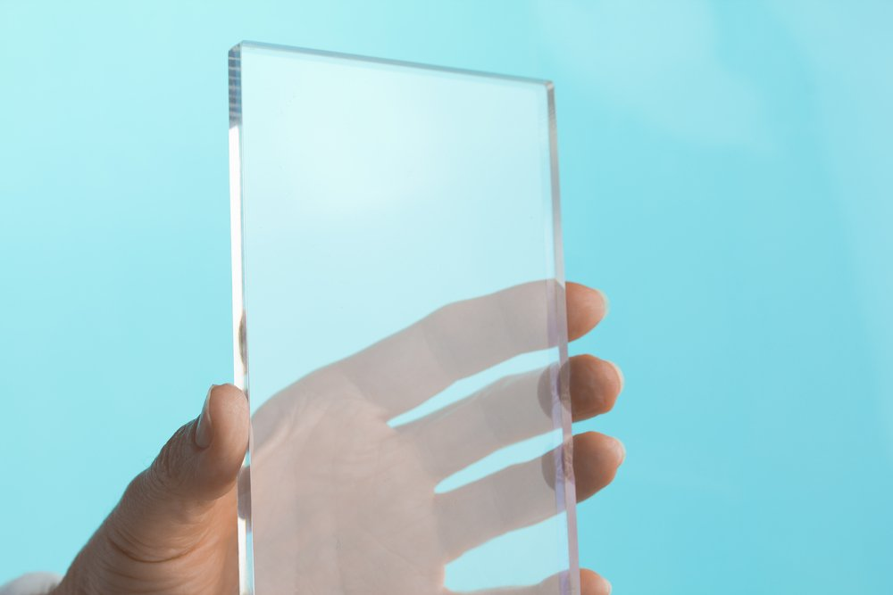 Acrylic sheet translucent