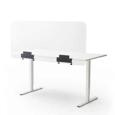 Large desk or table screen