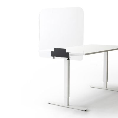 Small desk or table screen