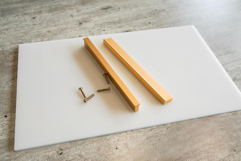 diy acrylic tray step 1