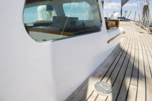 boat window safety glass