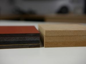 HPL and MDF