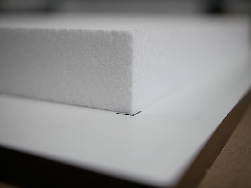 Tempex insulating material