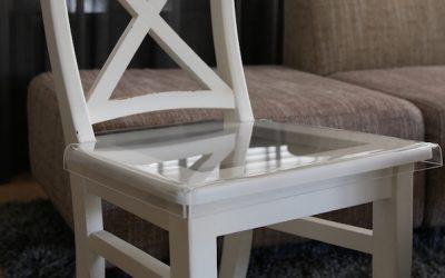 DIY: acrylic chair