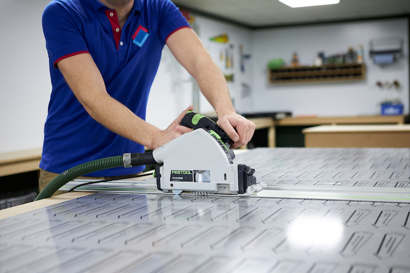 Cutting acp for room divider planter