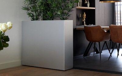DIY: Room divider planter