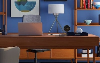 Setting up a home office: 11 DIY ideas and inspiration
