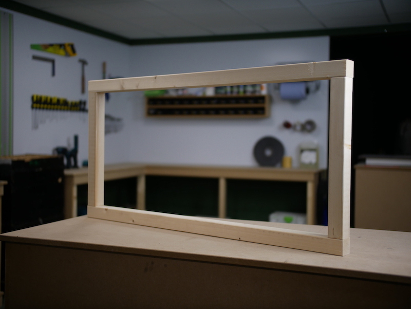 top frame toy box