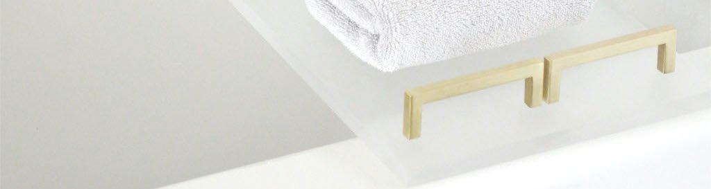 Acrylic bath board