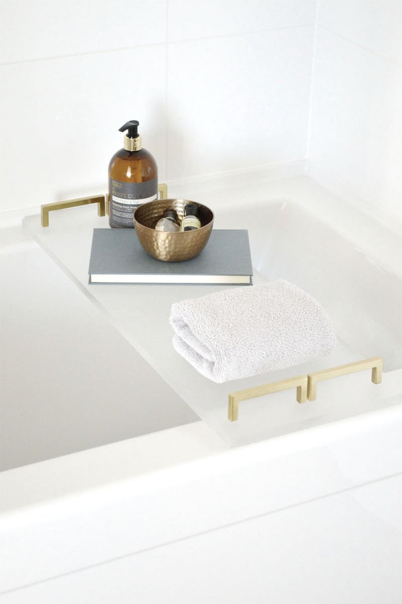small bathroom renovations acrylic tray