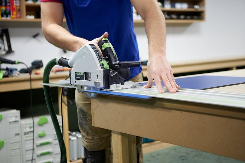 Cutting hpl