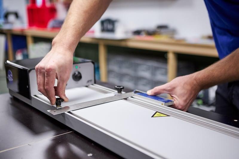 Make a laptop stand