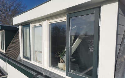 Replace fascia boards with plastic sheets